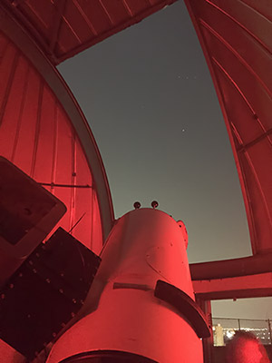 telescope orion